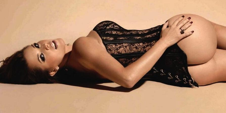 Gloria trevi desnuda en calendarios de los noventas - 5 1
